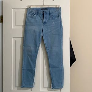 J brand ankle jeans